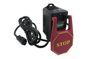 Taytools Power Tool Safety Switch With Large Stop Paddle 120 Volt 30 Amps 46854