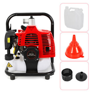 1 Inch 2stroke 1 7hp Petrol Water Transfer High Pressure Pump For Irrigation Us