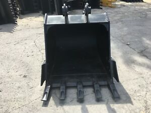 New 42 Heavy Duty Excavator Bucket For A Link Belt 145lx