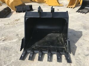 New 48 Heavy Duty Excavator Bucket For A Link Belt 135lx