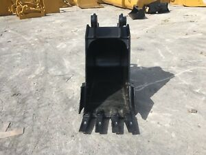 New 24 Heavy Duty Excavator Bucket For A Link Belt 145lx W Coupler Pins