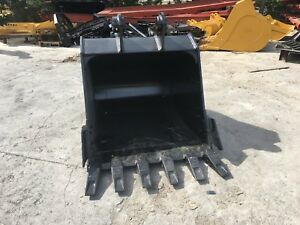 New 48 Excavator Bucket For A Link belt 235lx