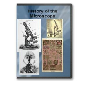 Microscope History 51 Historic Books Journals Catalogs On Dvd C691