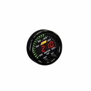 Aem Electronics 30 0302 X Series Digital Water Oil Trans Temperature Temp Gauge
