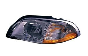 Replacement Driver And Passenger Side Headlight For 99 00 Ford Windstar