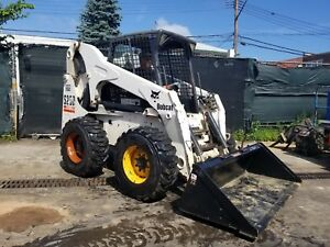 Bobcat S250 Skid Steer Loader Orops Turbo In Nyc