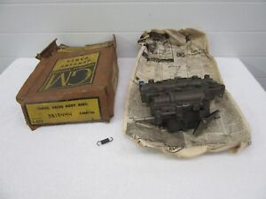 Nos 1962 Corvette Pg Transmission Complete Valve Body Assembly Gm 3819444 Dp