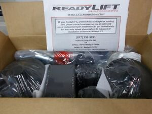 Readylift 2018 Jeep Wrangler Jl Suspension Lift Kit Sst 2 1 2 Up To 35 Tires