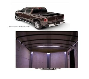 Undercover Flex 6 4 Bed Cover Access 60 Strip Led Bed Light For Ram 2500