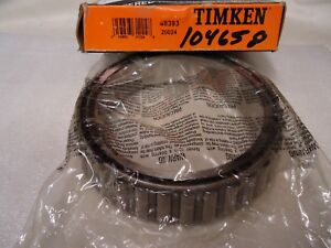 Timken 48393 Tapered Roller Cone Bearing new