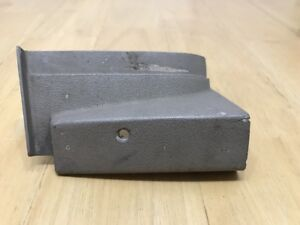 1969 1970 Mustang Fastback Mach1 Boss Shelby Orig Lh Fixed Rear Seat Corner Trim