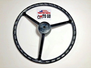 Ford Tractor Steering Wheel 1100 1110 1200 1220 1520 1620 1720 1920 tc30 more