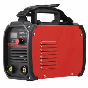 160 Amp 110 220v Stick Mma Dual Voltage Dc Inverter Welder Arc Welding Machine