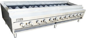New 72 Commercial Shish Kabob By Ideal Cooking Products made In Usa Etl Listed