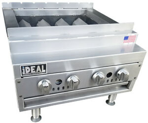 New 24 Commercial Shish Kabob From Ideal Cooking Products Made In Usa Etl