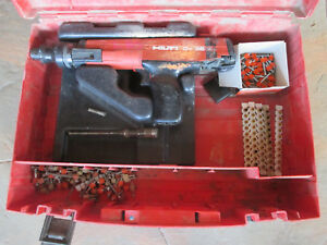 Hilti Dx 36m Semi automatic Powder Actuated Fastening Tool Nail Gun
