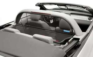 2005 2014 Ford Mustang Wind Screen Deflector Convertibles With Light Bar