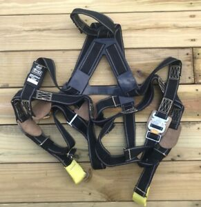 Dbi Sala 1101563 Xl Isafe Safety Harness Quick Connect Fall Harness