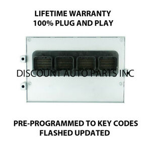 2003 Dodge Dakota Engine Computer Module Pcm Programmed Plug Play Cc28 027