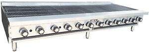 New 72 Commercial Radiant Broiler By Ideal Made In Usa Nsf Etl Approved