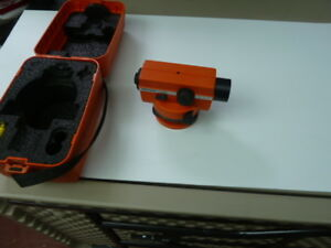 Wild Heerbrugg Na20 Automatic Level With Accessories
