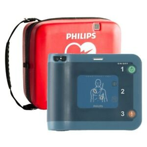 Philips Heartstart Frx Aed re certified W warranty Free Gift