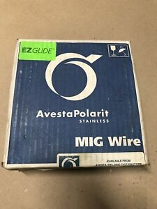 Avestapolarit Stainless Mig Wire Er308 308l 030 10lb Heat D90025b new
