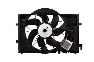Engine Cooling Fan Assembly For Mercedes Benz W203 C230 C240 C209 Clk320
