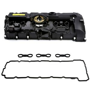 New Engine Valve Cover For Bmw 128i 328i 328i 528i X3 X5 Z4 11127552281