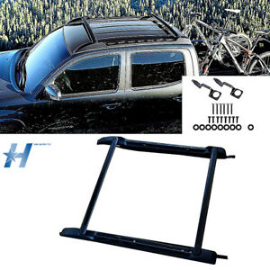 For 2005 2018 Toyota Tacoma Double Cab Oem Factory Roof Rack Cross Bars Set Usa