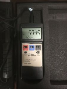 Fisherbrand Traceable Temperature humidity Meter 11 661 21 Fisher Scientific