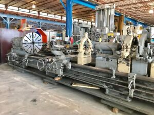 42 X 19 Cc Monarch Engine Lathe