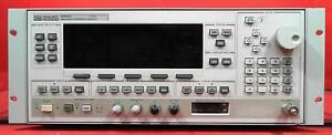 Hp Agilent Keysight 83622a 008 Synthesized Signal Generator