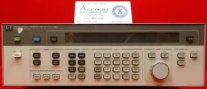 Hp Agilent Keysight 8642a Synthesized Signal Generator