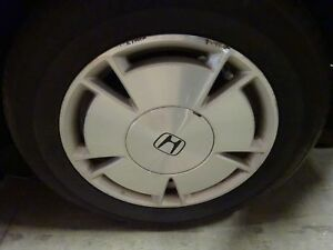 Oem Alloy Wheel 2009 Honda Civic 15x6 Tire Not Included