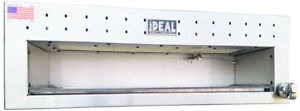 New 36 Snack Line Cheesemelter By Ideal Cooking Products Made In Usa Etl List