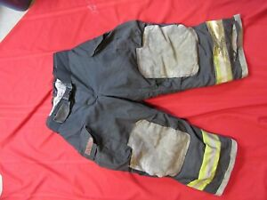 2007 Globe G xtreme Firefighter Bunker Turnout Pants 36 X 26 Thermal Liner