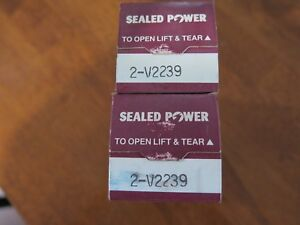 Engine Intake Valve Sealed Power V 2239 Lot Of 4 Nos 12a2 1