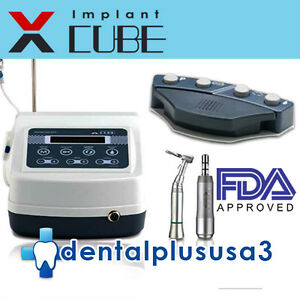 X cube Dental Implant Motor Brushless Surgical high Tech Fda Directly From Usa