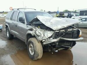 Engine 8 318 5 2l Gasoline Vin Y 8th Digit Fits 98 03 Dodge 1500 Van 341988