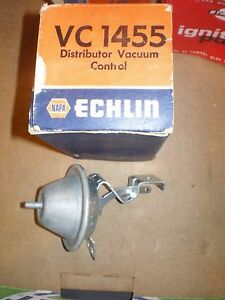 1960s Chevrolet Chevelle Corvair Chevy Ii 6 Cylinder Distributor Vacuum Advance