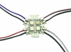Ils Ilh ow04 hwnu pc221 wir200 Circular Led Array 4 Tuneable White Leds 2700