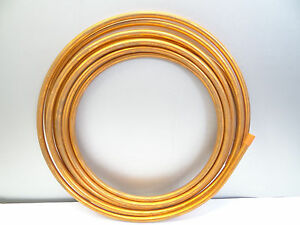Unused Reading Usa Camlee Acr 25 Foot Soft Copper Refrigeration Tube Tubing
