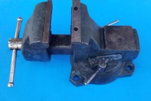 Wilton Bench Pipe Combination Vise 5 as is