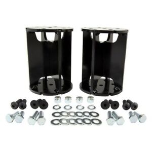 Air Lift 52460 6 Air Spring Steel Spacers For Loadlifter 5000 7500 Xl Kits