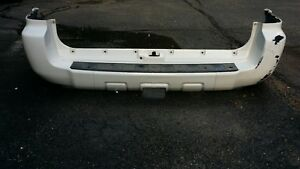Oem 2006 2009 Toyota 4runner Sr5 Limited Sport W Tow Hitch Rear Bumper Cover