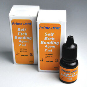 2 Pack Prime Dent Self Etch Bonding Agent 7 Ml Bottle