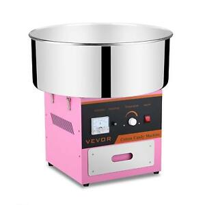 Commercial Cotton Candy Machine Candy Floss For Concession Food Truck