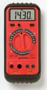 Amprobe Lcr55a Inductance Capacitance And Resistance Tester