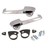 1953 1954 1955 1956 Ford Pickup Truck Outside Door Handles With Buttons